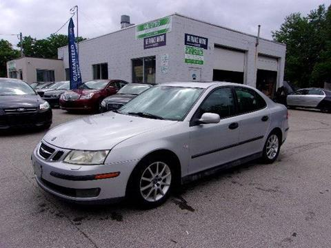 2003 Saab 9-3 for sale in Manchester, NH