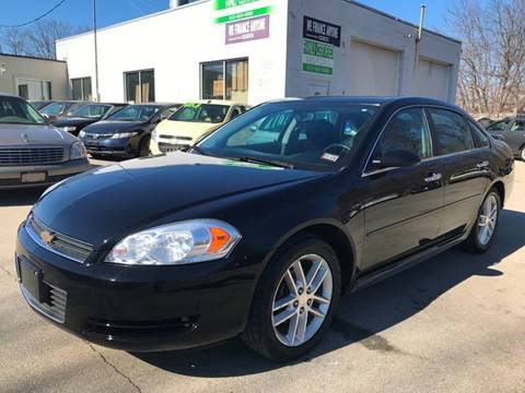 2013 Chevrolet Impala for sale in Manchester, NH