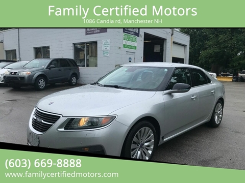 2010 Saab 9-5 for sale in Manchester, NH