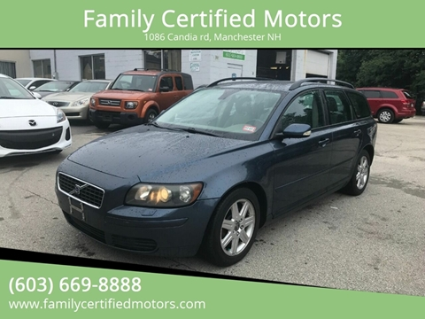 2006 Volvo V50 for sale in Manchester, NH