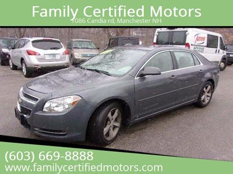 Cars For Sale In Nh >> 2009 Chevrolet Malibu For Sale In Manchester Nh