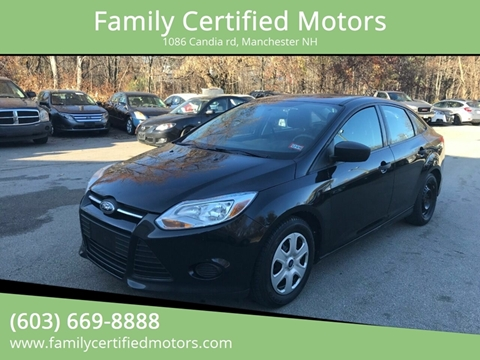 2013 Ford Focus for sale in Manchester, NH