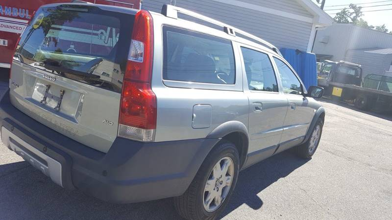 2005 volvo xc70 in manchester nh family certified motors