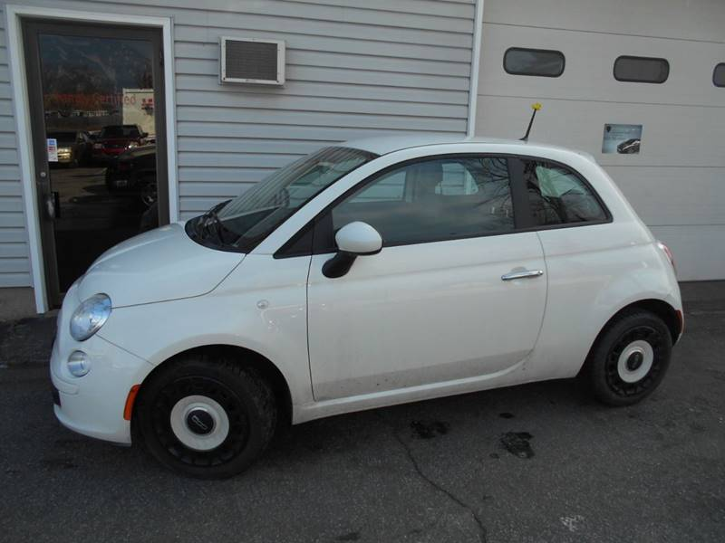 2013 fiat 500 pop in manchester nh family certified motors for State motors manchester nh