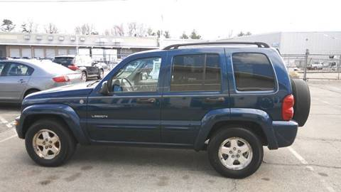 2004 Jeep Liberty for sale in Manchester, NH