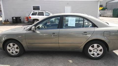 2007 Hyundai Sonata for sale in Manchester, NH
