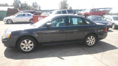 2007 Ford Five Hundred for sale in Manchester, NH