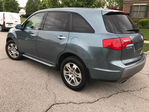 2008 Acura MDX for sale in Columbus, OH