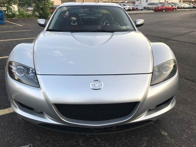 2004 Mazda RX-8 for sale at Via Roma Auto Sales in Columbus OH