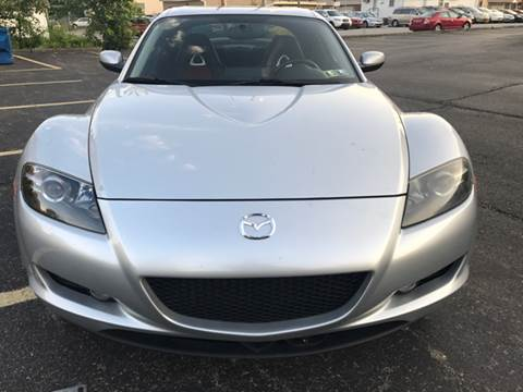 mazda rx 8 for sale in ohio. Black Bedroom Furniture Sets. Home Design Ideas