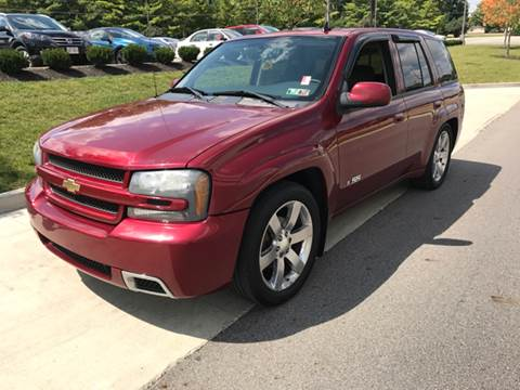 2008 Chevrolet TrailBlazer for sale in Columbus, OH