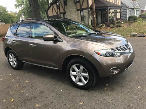 2009 Nissan Murano for sale in Columbus, OH