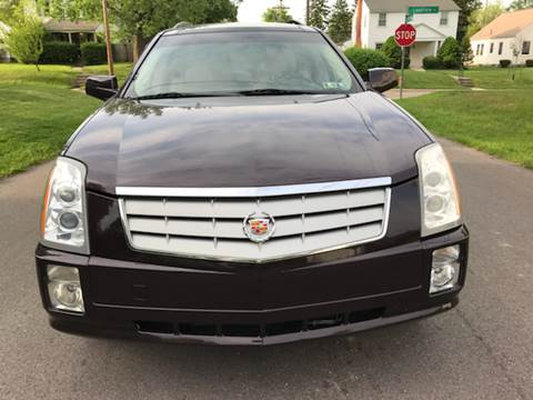 2008 Cadillac SRX for sale at Via Roma Auto Sales in Columbus OH