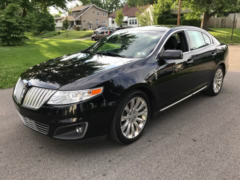 2009 Lincoln MKS for sale at Via Roma Auto Sales in Columbus OH