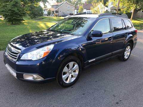 2010 Subaru Outback for sale at Via Roma Auto Sales in Columbus OH