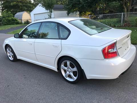 2007 Subaru Legacy for sale at Via Roma Auto Sales in Columbus OH