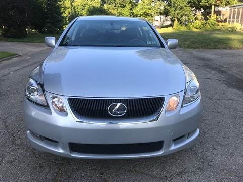 2007 Lexus GS 350 for sale at Via Roma Auto Sales in Columbus OH