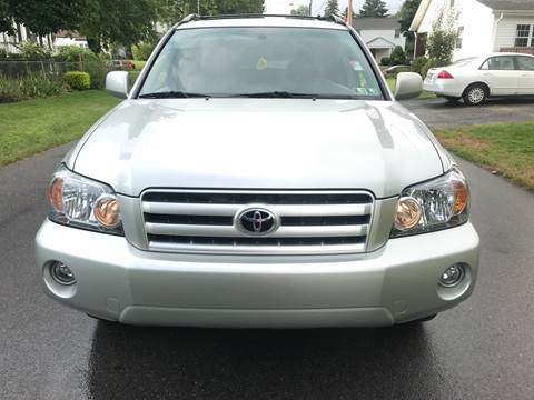 2007 Toyota Highlander for sale at Via Roma Auto Sales in Columbus OH