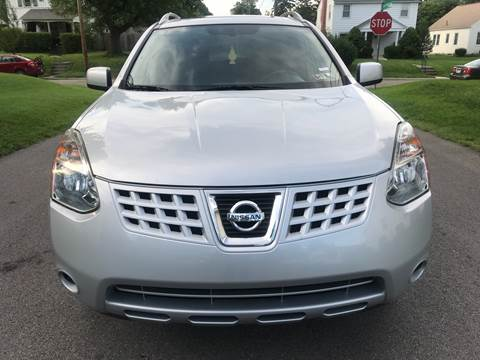 2009 Nissan Rogue for sale at Via Roma Auto Sales in Columbus OH