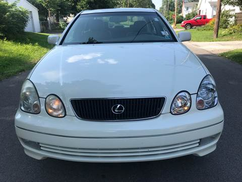 1999 Lexus GS 300 for sale at Via Roma Auto Sales in Columbus OH