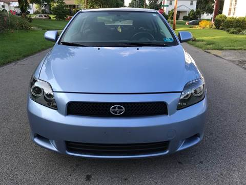 2008 Scion tC for sale at Via Roma Auto Sales in Columbus OH