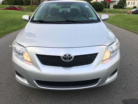 2009 Toyota Corolla for sale at Via Roma Auto Sales in Columbus OH