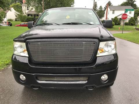 2008 Ford F-150 for sale at Via Roma Auto Sales in Columbus OH