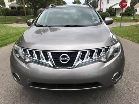 2009 Nissan Murano for sale at Via Roma Auto Sales in Columbus OH