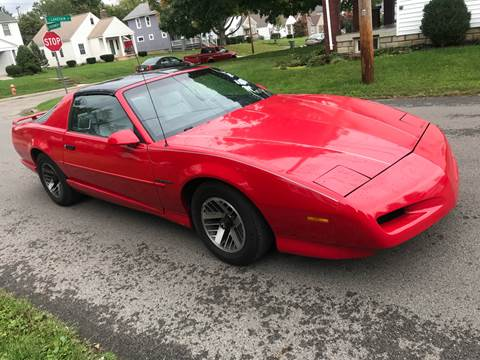 1992 Pontiac Firebird for sale at Via Roma Auto Sales in Columbus OH