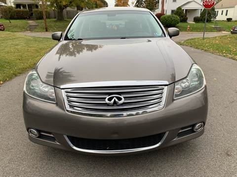 2009 Infiniti M35 for sale at Via Roma Auto Sales in Columbus OH