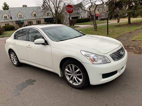 2007 Infiniti G35 for sale at Via Roma Auto Sales in Columbus OH