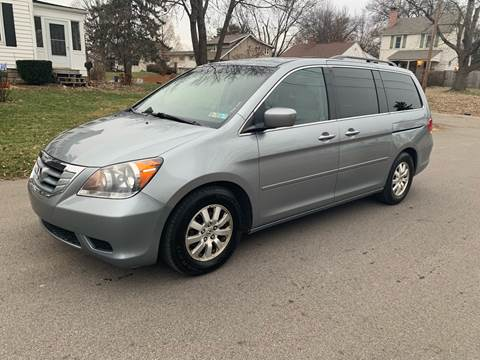 2008 Honda Odyssey for sale at Via Roma Auto Sales in Columbus OH
