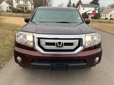 2009 Honda Pilot for sale at Via Roma Auto Sales in Columbus OH