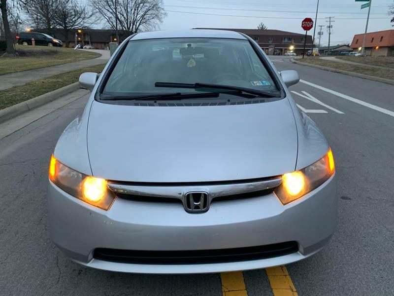 2007 honda civic sedan headlights