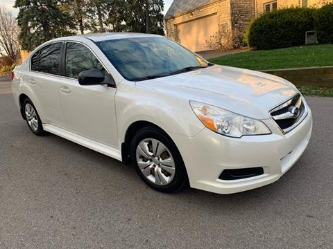 2010 Subaru Legacy for sale at Via Roma Auto Sales in Columbus OH