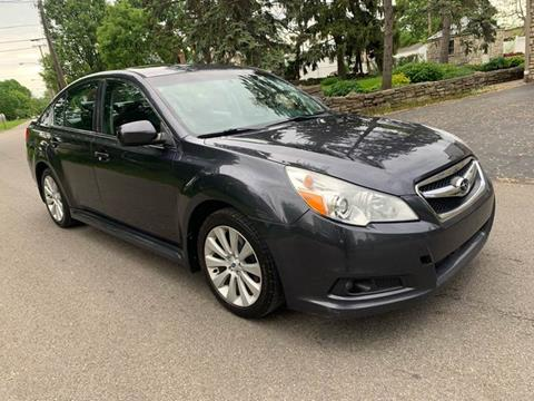 2012 Subaru Legacy for sale at Via Roma Auto Sales in Columbus OH