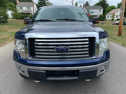 2010 Ford F-150 for sale at Via Roma Auto Sales in Columbus OH
