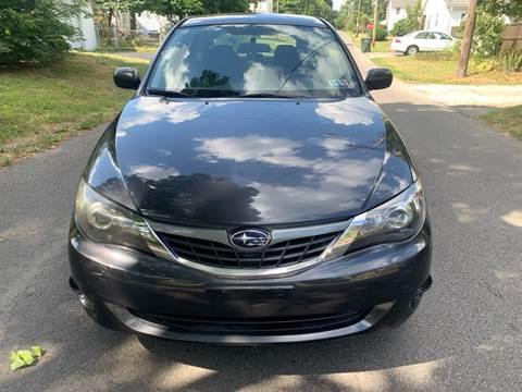 2008 Subaru Impreza for sale at Via Roma Auto Sales in Columbus OH