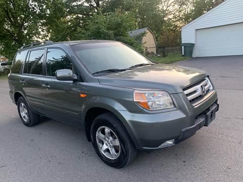 2008 Honda Pilot for sale at Via Roma Auto Sales in Columbus OH