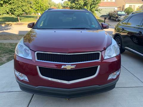 2010 Chevrolet Traverse for sale at Via Roma Auto Sales in Columbus OH