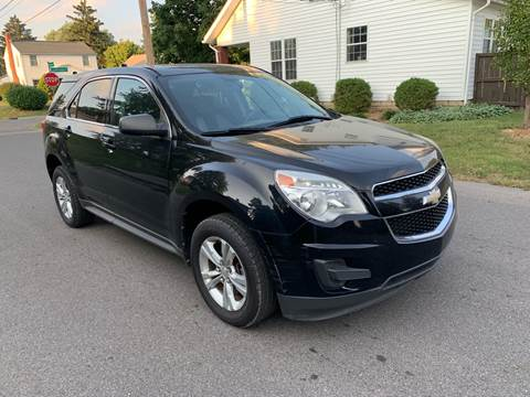2011 Chevrolet Equinox for sale at Via Roma Auto Sales in Columbus OH