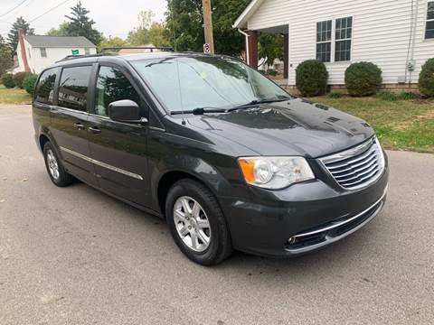 2012 Chrysler Town and Country for sale at Via Roma Auto Sales in Columbus OH