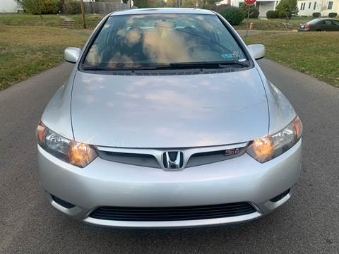 2006 Honda Civic for sale at Via Roma Auto Sales in Columbus OH