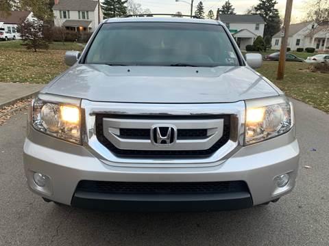 2010 Honda Pilot for sale at Via Roma Auto Sales in Columbus OH
