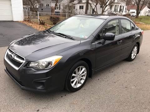2014 Subaru Impreza for sale at Via Roma Auto Sales in Columbus OH