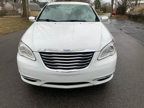 2013 Chrysler 200 for sale at Via Roma Auto Sales in Columbus OH