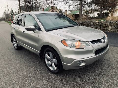 2009 Acura RDX for sale at Via Roma Auto Sales in Columbus OH