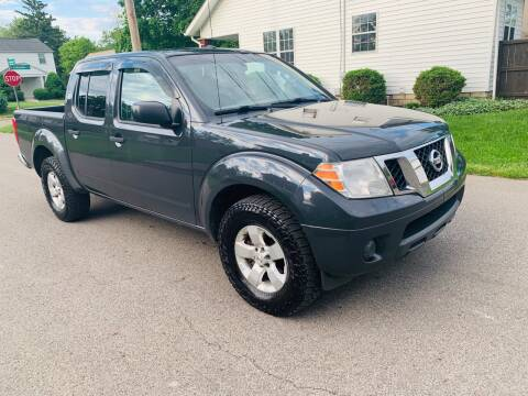 2013 Nissan Frontier for sale at Via Roma Auto Sales in Columbus OH