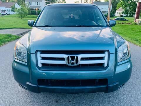 2007 Honda Pilot for sale at Via Roma Auto Sales in Columbus OH