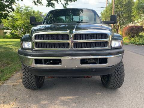1996 Dodge Ram Pickup 2500 for sale at Via Roma Auto Sales in Columbus OH